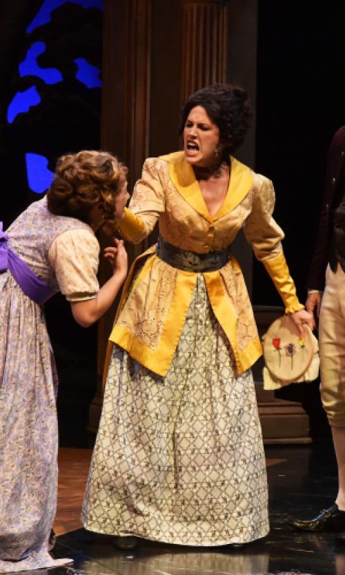 "Fanny Dashwood in ""Sense and Sensibility"""