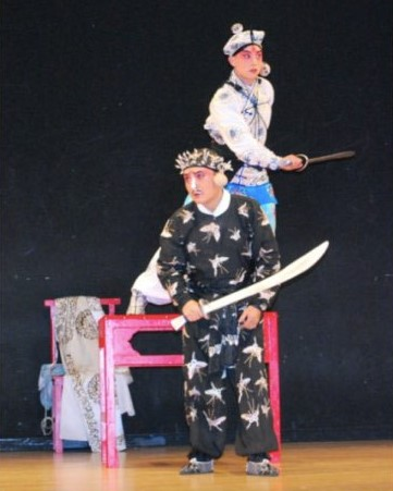 The Crossroad, performed by Mei Lanfang Beijing Opera Troupe